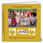 UCF Album - 12x12 Photo Book (20 pages)