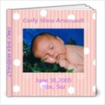 carly - 8x8 Photo Book (30 pages)