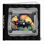 Mr Mechanic - 8x8 Photo Book (20 pages)