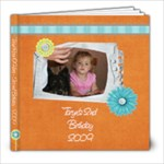 2nd birthday - 8x8 Photo Book (20 pages)