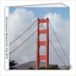 San Francisco - 8x8 Photo Book (20 pages)