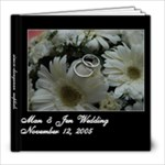 man&jen wed31 - 8x8 Photo Book (20 pages)