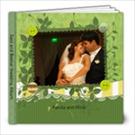 Beshai/Said wedding with theme - 8x8 Photo Book (20 pages)