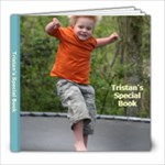 Tristan s Special Book - 8x8 Photo Book (20 pages)