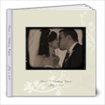 ivana s wedding july 3 - 8x8 Photo Book (20 pages)