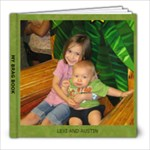 Lexie and Austin - 8x8 Photo Book (39 pages)