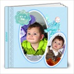 baby boy - 8x8 Photo Book (20 pages)