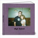 High School - 8x8 Photo Book (20 pages)