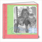 ButterFly Book - 8x8 Photo Book (20 pages)