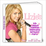 Lizie s 6th Birthday - 8x8 Photo Book (30 pages)