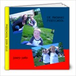 PRESCHOOL 2009-2010 - 8x8 Photo Book (20 pages)