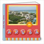 Aruba - 8x8 Photo Book (20 pages)