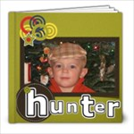 hunter boys book he can not wait to get it in the mail let me know if u want me to design a book for you  - 8x8 Photo Book (20 pages)