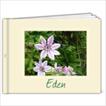 Images of Eden - 9x7 Photo Book (20 pages)