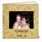 college 1 - 8x8 Photo Book (20 pages)