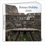 Rome - 8x8 Photo Book (60 pages)
