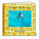 level 2 swim class 07/2010 - 8x8 Photo Book (20 pages)