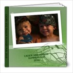 SUMMER2010- BOYS - 8x8 Photo Book (20 pages)