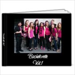 Bachelorette - 9x7 Photo Book (20 pages)