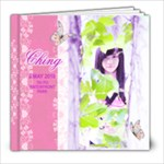 ching - 8x8 Photo Book (30 pages)