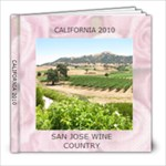 california 2010 - 8x8 Photo Book (20 pages)