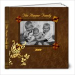 2009 family - 8x8 Photo Book (20 pages)