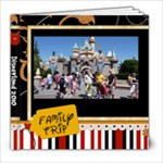 Disneyland - 8x8 Photo Book (20 pages)