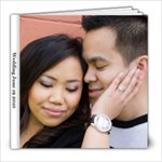 Torre Wedding - 8x8 Photo Book (39 pages)