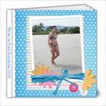Praia_2010 - 8x8 Photo Book (20 pages)