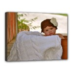 EVIE ON BRIDGE CANVAS - Canvas 16  x 12  (Stretched)