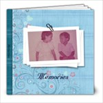 Old pix - 8x8 Photo Book (39 pages)