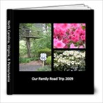 NC 2009 - 8x8 Photo Book (20 pages)
