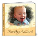 Timothy - 8x8 Photo Book (20 pages)