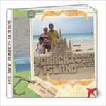 Boracay Getaway 2009 - 8x8 Photo Book (20 pages)