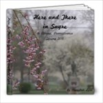 Here & There in Sayre - 8x8 Photo Book (39 pages)