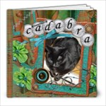 Cadabra, my Halloween baby...:) - 8x8 Photo Book (20 pages)
