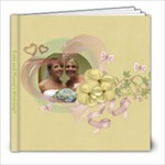 mason and todd wedding - 8x8 Photo Book (20 pages)