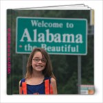 summer in alabama - 8x8 Photo Book (20 pages)
