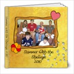 Summer with the Shelleys - 8x8 Photo Book (20 pages)