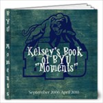 Kelsey - 12x12 Photo Book (20 pages)