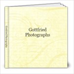 Gottfried Slides - 8x8 Photo Book (39 pages)