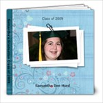 Samantha s Graduation - 8x8 Photo Book (20 pages)