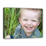 I adore this sweet boy! - Canvas 16  x 12  (Stretched)