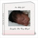 Baby Evy2 - 8x8 Photo Book (20 pages)