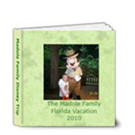 Madole Florida Trip - 4x4 Deluxe Photo Book (20 pages)