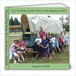 Philip Foster Farm Trip 08/2010 - 8x8 Photo Book (20 pages)