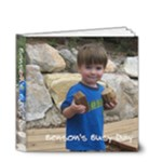 Benson s Busy Day - 4x4 Deluxe Photo Book (20 pages)