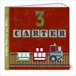 Carter s 3rd Birthday - 8x8 Photo Book (20 pages)