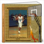 Hoops  - 12x12 Photo Book (20 pages)