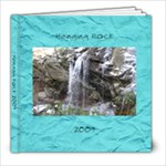 hanging rock - 8x8 Photo Book (20 pages)